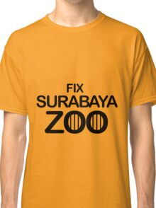 Fix Surabaya Zoo Classic T-Shirt