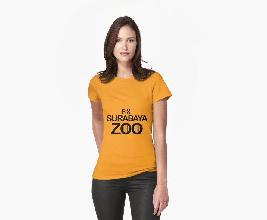 Fix Surabaya Zoo by Sarah Mokrzycki