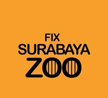 Fix Surabaya Zoo Womens Fitted T-Shirt