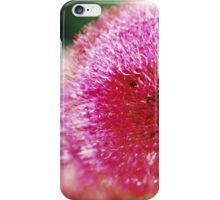 Garlic in Action iPhone Case/Skin
