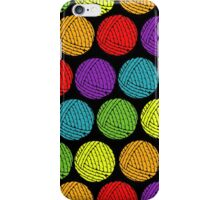 yarn me baby iPhone Case/Skin