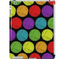 yarn me baby iPad Case/Skin