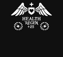 Health Regen + 25 RPG shirt Unisex T-Shirt