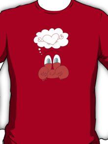Seafoam's Alabaster: loves you T-Shirt