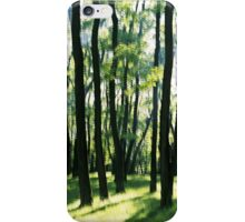 Happy Trees iPhone Case/Skin