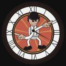 This clock works by piercek26
