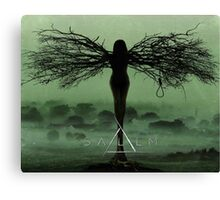 Salem-symbol Canvas Print