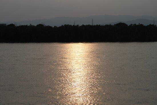 Sundown by pisarevg