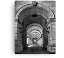 Union Station Canvas Print