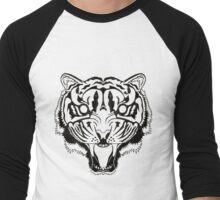 Tigress Men's Baseball ¾ T-Shirt