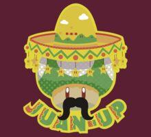 Juan-Up Mushroom by MarioBroth