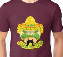 Juan-Up Mushroom Unisex T-Shirt