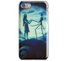 Nightmare Before Christmas Best moment iPhone Case/Skin