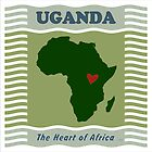 Uganda Heart of Africa by kololo