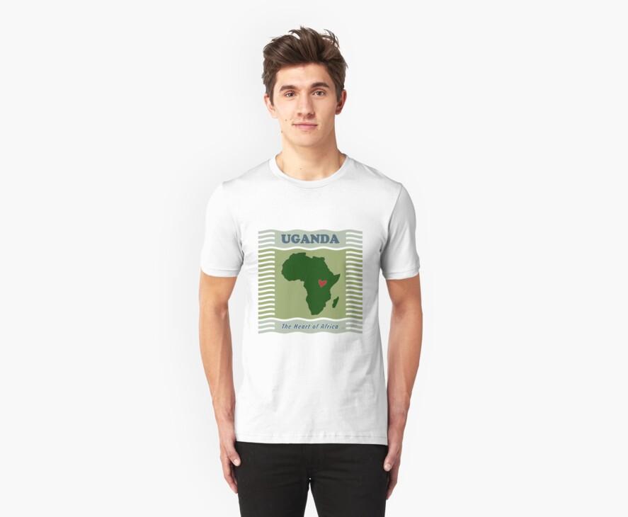 Uganda Heart of Africa by kololo