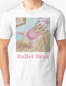 Ballet Bear  Unisex T-Shirt