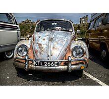 Volkswagen Beetle Photographic Print