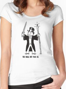 Lord of the Rings  Women's Fitted Scoop T-Shirt