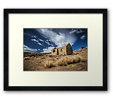 Dreams of Gold #1 Framed Print