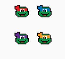 Teenage Mutant Pixel Turtles 2 Unisex T-Shirt