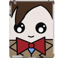 Dr Who 11th Doctor Squ'ed iPad Case/Skin