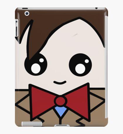 Dr Who 11th Doctor Squ'ed iPad Case/Skin