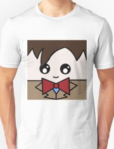 Dr Who 11th Doctor Squ'ed Unisex T-Shirt