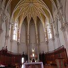 St Michael's Basilica by Martha Medford