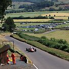 Shelsley Walsh Hill Climb by John Dalkin