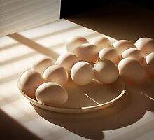 Eggs by the Window by Randall Nyhof
