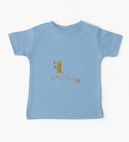 Pirate Dalek Baby Tee