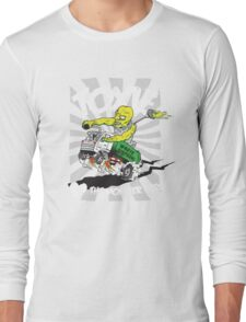 Toxie - I Heart The Monster Hero Long Sleeve T-Shirt