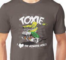 Toxie - I Heart The Monster Hero Unisex T-Shirt