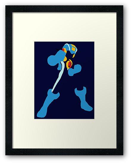 Megaman .EXE by BAM063