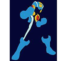 Megaman .EXE Photographic Print
