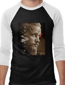 ragnar lothbrok Men's Baseball ¾ T-Shirt