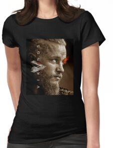 ragnar lothbrok Womens Fitted T-Shirt