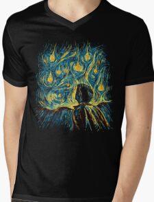 Angels, They're Falling (Supernatural) Mens V-Neck T-Shirt