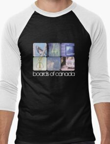 Boards of Canada Men's Baseball ¾ T-Shirt