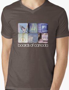 Boards of Canada Mens V-Neck T-Shirt