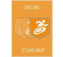 Drink Staminup by Yourfriendlycat