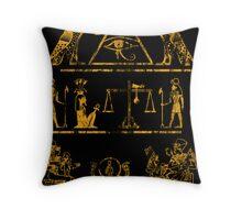 BL&M - Egyptian Reign Throw Pillow