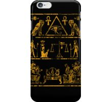 BL&M - Egyptian Reign iPhone Case/Skin