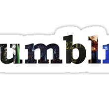 Tumblr Fandoms Sticker