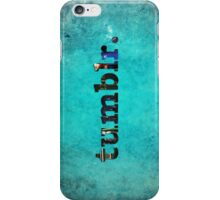 Tumblr Fandoms iPhone Case/Skin