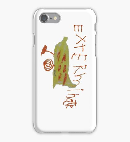 Pirate Dalek iPhone Case/Skin