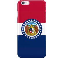 Smartphone Case - State Flag of Missouri - Horizontal iPhone Case/Skin
