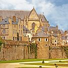 French Historical Architecture by Buckwhite