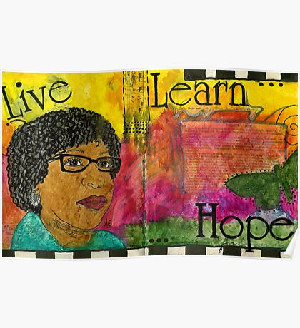 Learning to Keep HOPE Alive Poster