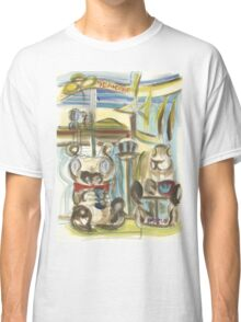 A case of Tea and Cake Classic T-Shirt